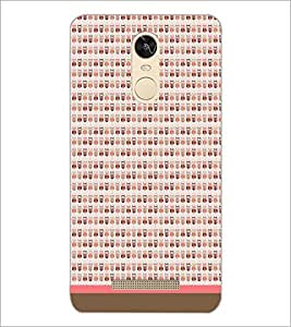 PrintDhaba Owl Pattern D-1704 Back Case Cover for XIAOMI REDMI NOTE 3 PRO (Multi-Coloured)