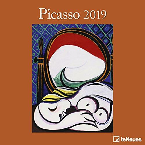 2019 Picasso Calender - Art Calender - 30 x 30 cm