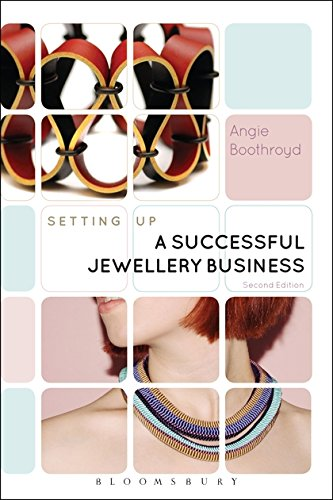 Setting Up a Successful Jewellery Business por Angie Boothroyd