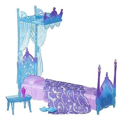 Disney Frozen - Playset Dormitorio de Elsa (Cefa Toys B5177EL20) de CEFA toys