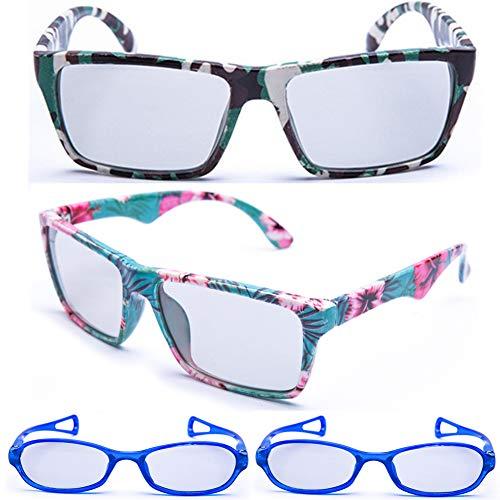 Gafas 3D para niños Adultos
