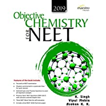 Wiley's Objective Chemistry for NEET, 2019