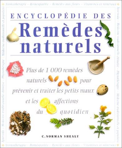 Encyclopédie des remèdes naturels