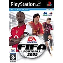 Electronic Arts FIFA Football 2005, PS2 - Juego (PS2, PlayStation 2, Deportes, E (para todos))