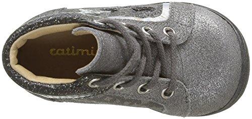 Catimini Anemone, Chaussures Premiers Pas Bébé Fille Gris (41 Crt Gris Dpf/Gluck)