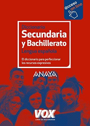 Diccionario de secundaria y bachillerato por From Vox