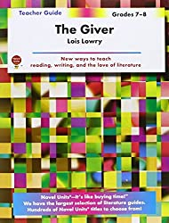 The Giver - Teacher Guide by Novel Units, Inc. by Novel Units Inc. (2006-09-13)