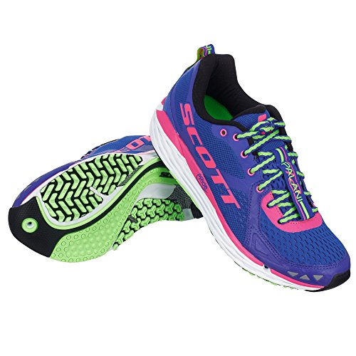 Scott running Zapatilla ws t2 palani-blue/pink-7,5 usa