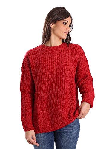 Pepe jeans PL700978 Maglione Donna Rosso Xs