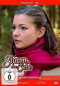 Sturm der Liebe - Folge 291-301: Außer Kontrolle 3 DVDs