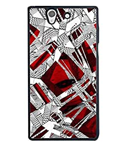 Fuson Designer Back Case Cover for Sony Xperia Z :: Sony Xperia ZC6603 :: Sony Xperia Z L36h C6602 :: Sony Xperia Z LTE, Sony Xperia Z HSPA+ (Girl Friend Boy Friend Men Women Student Father Kids Son Wife Daughter )