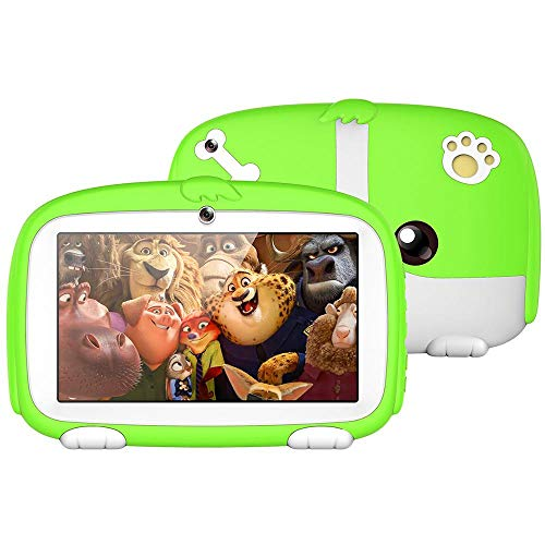 Tablet infantil Layopo - 7 pulgadas (disponible en varios colores)