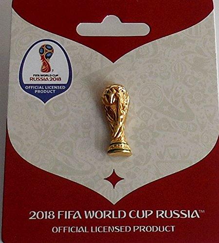 Pin World Pokal Cup (WM 2018 Pin World Cup Pin Pokal)