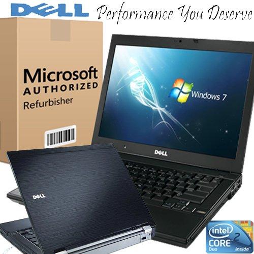 Cheap Dell Latitude E6400 Laptop - Windows 7 2.4Ghz Intel Core 2 Duo 120GB SATA 2GB RAM