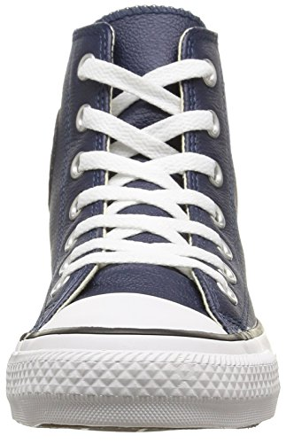 Converse  Ct Core Lea Hi,  Sneaker unisex adulto Blu (Bleu Nuit)