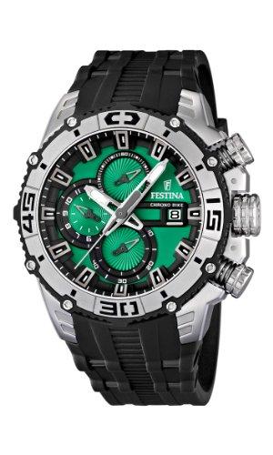 Festina Herren-Armbanduhr XL Chronograph Plastik 16600/3