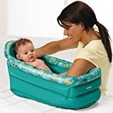 Tomy Be Baby Inflatable Travel Bath