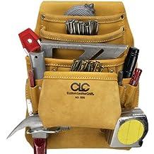 Kuny's API933 - Clavo y la herramienta de la bolsa de carpintero con 10 bolsillo