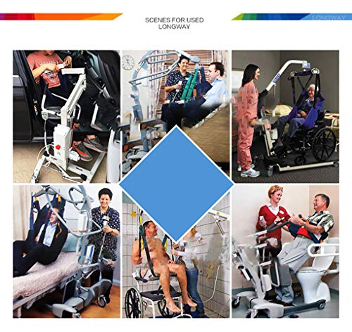 512Sm7UeEOL - YXP Elevador de Pacientes montado en el automóvil, Pacientes postrados en Cama/Pacientes hemipléjicos parapléjicos con Pacientes con fracturas/Movilidad restringida