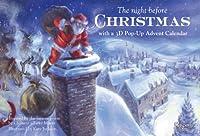 Caspari Christmas Advent Calendar