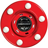 Franklin 12247F1 NHL Pro Commander - Disco de hockey callejero, color rojo