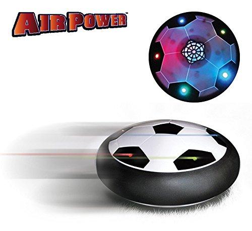 Air Power almohadilla neumática juego de fútbol | Una brillante juga
