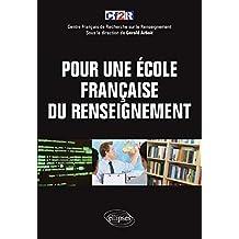 Pour une École Française du Renseignement