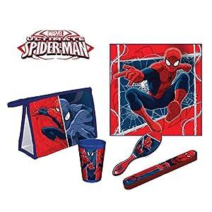 Set comedor Spiderman Marvel Ultimate