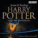 Harry Potter und der Feuerkelch (Harry Potter, gelesen von Felix von Manteuffel, Band 5) - J.K. Rowling