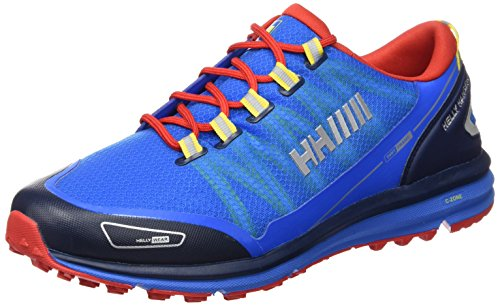 Helly Hansen - Rohkun, Scarpe sportive Uomo Blu (589 Racer Blue / Evening Blue)