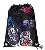 Undercover MHIN7240 - Schuhbeutel Monster High, ca. 31 x 41 cm