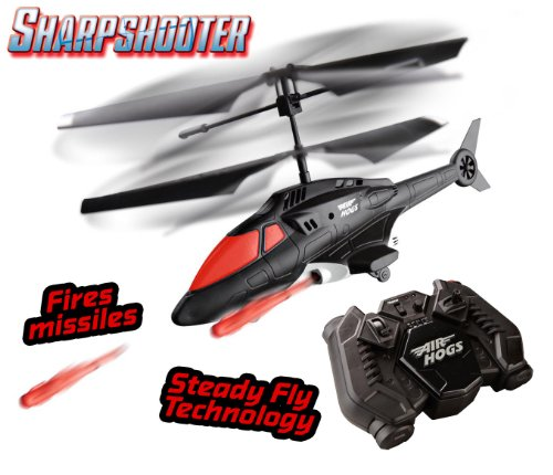 Spin Master RC Air Hogs Sharpshooter Schwänze Spin