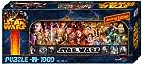 Noris Spiele 606031233 - Star Wars Panorama Puzzle, 1000 Teile