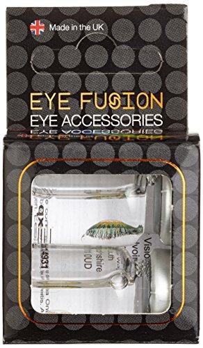 Color Contact Lens lenses Farbig Kontaktlinsen lentille for Halloween XMAS Party Cosplay Fusion (((YELLOW GREEN))) gelb grün jaune vert Schönheit beauté Big eyes große Augen grands yeux uk ()