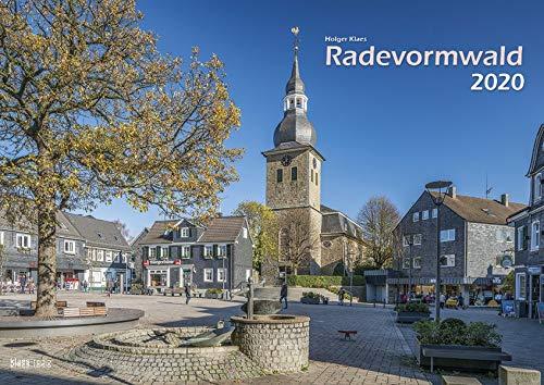Radevormwald 2020 Bildkalender A3 Spiralbindung