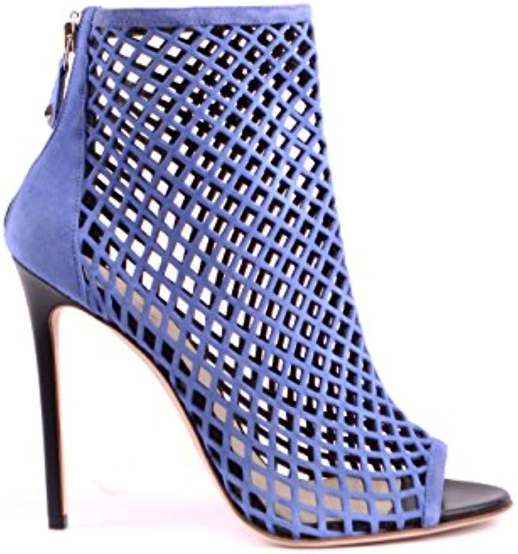 GREYMER 306110ARTE Femme 306110ARTE GREYMER Bleu Cuir Chaussures À TalonsB07DXNG5DNParent d60fa4