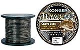 Konger Angelschnur STEELON CARP Camou Autumn 1500m 0,25-0,35mm Karpfenschnur (0,28mm/10kg/1500m)