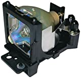 GO Lamps 260 W Lamp Module for ACER P1287/P1387W/P5515 Projector - Metallic