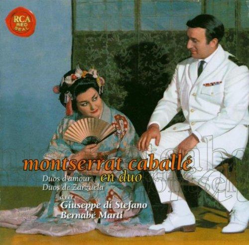 Montserrat Caballé - Duos d'opéra / Duos d'amour / Duos de Zarzuela - Edition remasterisée 24 bits
