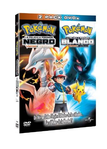 Pokemon: Negro Victini Y Reshiram / Blanco Victini Y Zekom [DVD]