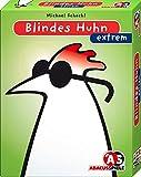 ABACUSSPIELE 08165 - Blindes Huhn Extrem, Kartenspiel