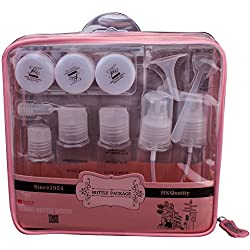 ROYALS Transparent Toiletry Bag