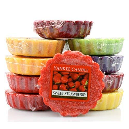Yankee Candle Duftwachstörtchen / Tarts, verschiedene fruchtige Düfte, 10 Stück
