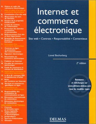 Internet et commerce électronique par Lionel Bochurberg