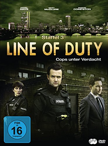 Line of Duty - Cops unter Verdacht - Season 3 [3 DVDs]