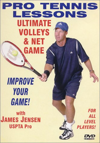 Pro Tennis Lessons: Ultimate Volleys & Net Game [DVD] [Import]
