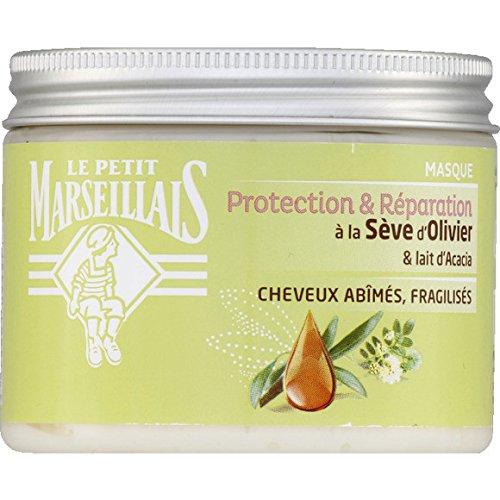 Le Petit Marseillais - Masque protection et Réparation, Sève d'olivier