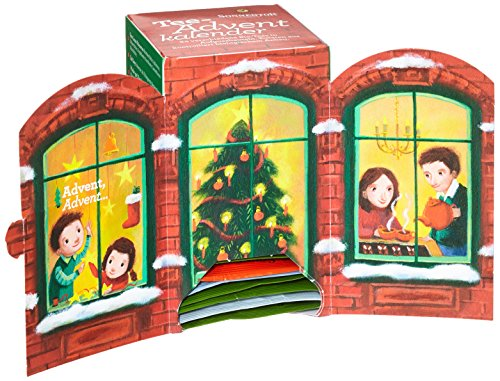 Sonnentor Tee-Adventkalender Edition 2015-2017 bio, Aufgussbeutel 24 Stck, 1er Pack (1 x 38 g) - 4