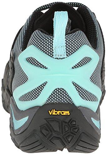 Merrell Chameleon Shift Ventilator Gore-Tex®, Women's Trekking and Hiking Shoes Schwarz (BLACK/ADVENTURINE)