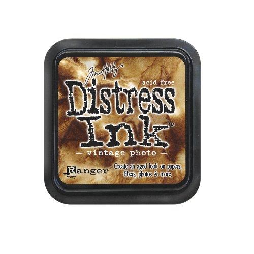 Rayher - Stempelkissen Distress Ink Pad, T.Holtz, TIM19527 Vintage Photo (Vintage Photo Distress Ink)